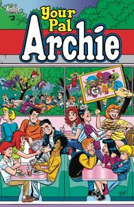 [All New Classic Archie: Your Pal Archie #3 (Cover B Mcclaine) (Product Image)]