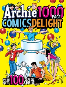 [Archie 1000 Page Comics Delight (Product Image)]