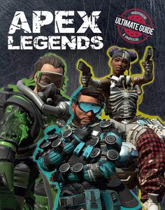[Apex Legends: Independent & Unofficial Ultimate Guide (Hardcover) (Product Image)]