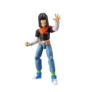 [Dragon Ball: Stars Action Figure: Android 17 (Product Image)]