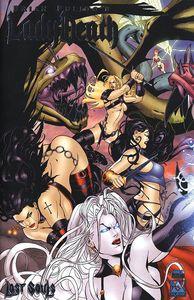 [Lady Death: Lost Souls #2 (Platinum Foil Variant) (Product Image)]