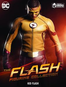 [DC: Flash Figure Collection #2: Kid Flash (Product Image)]