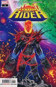 [Cosmic Ghost Rider #1 (Signed Edition) (Product Image)]