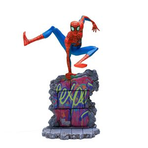 [Spider-Man: Into The Spider-Verse: Art Scale Statue: Spider-Man (Product Image)]