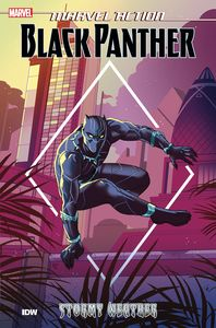 [Marvel Action: Black Panther: Book 1: Stormy Weather (Product Image)]