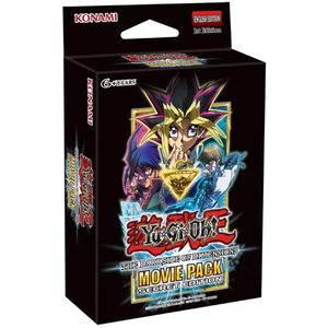 [Yu-Gi-Oh!: Movie Pack: Secret Edition (Product Image)]