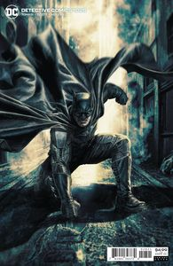[Detective Comics #1028 (Card Stock Lee Bermejo Variant Edition Joker War) (Product Image)]