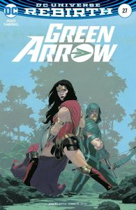 [Green Arrow #27 (Variant Edition) (Product Image)]