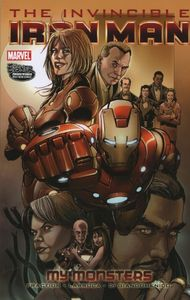 [Invincible Iron Man: Volume 7: My Monsters (Product Image)]