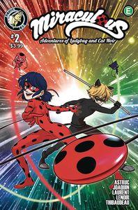 [Miraculous Adventures Ladybug Cat Noir #2 (Cover A) (Product Image)]