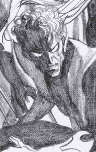 [Excalibur #13 (Ross Nightcrawler Timeless Virgin Sketch Variant) (Product Image)]