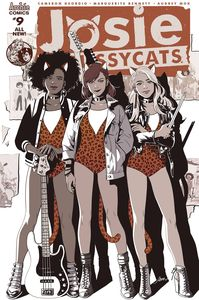 [Josie & The Pussycats #9 (Cover A Audrey Mok) (Product Image)]