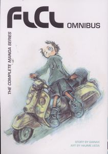 [FLCL Omnibus (Product Image)]