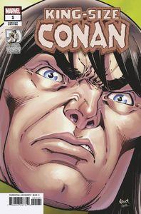 [King-Size Conan #1 (Nauck Headshot Variant) (Product Image)]