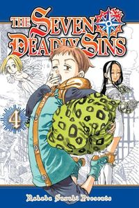 [The Seven Deadly Sins: Volume 4 (Product Image)]