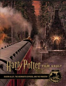 [Harry Potter: The Film Vault: Volume 2: Diagon Alley, King's Cross & The Ministry Of Magic (Hardcover) (Product Image)]