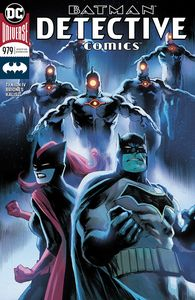 [Detective Comics #979 (Variant Edition) (Product Image)]