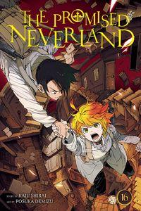 [Promised Neverland: Volume 16 (Product Image)]