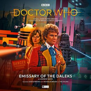 [Doctor Who Monthly Adventures #254: Emissary Of The Daleks (Product Image)]