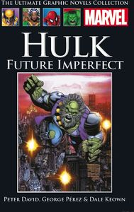 [Marvel Graphic Novel Collection: Volume 251: Hulk Future Imperfect (Hardcover) (Product Image)]
