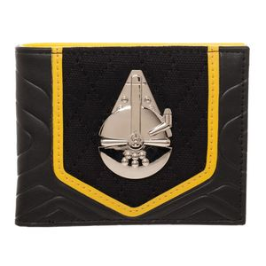 [Star Wars: Wallet: Millenium Falcon (Product Image)]