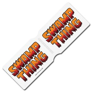 [DC: Swamp Thing: Travel Pass Holder: Logo (Product Image)]