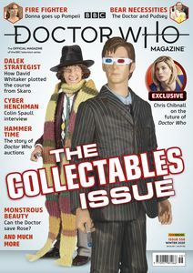 [Doctor Who Magazine #558 (Time Lord Victorious: Monstrous Beauty - Part 3) (Product Image)]