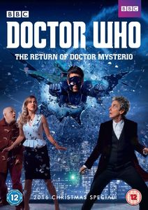 [Doctor Who: The Return Of Doctor Mysterio (Product Image)]