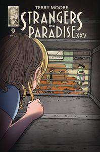 [Strangers In Paradise XXV #9 (Product Image)]
