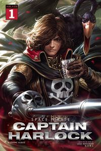 [Space Pirate: Captain Harlock #1 (Cover A Derrick Chew) (Product Image)]