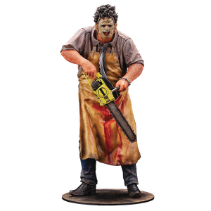 [The Texas Chainsaw Massacre (1974): ArtFx Statue: Leatherface (Product Image)]