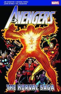 [Avengers: The Korvac Saga (Product Image)]