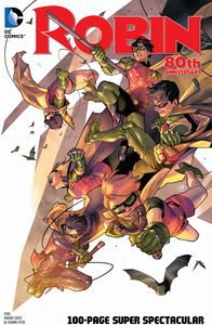 [Robin: 80th Anniversary 100 Page Super Spectacular #1 (2010s Yasmin) (Product Image)]
