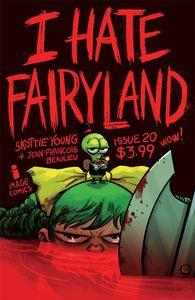 [I Hate Fairyland #20 (Cover D Zdarsky) (Product Image)]