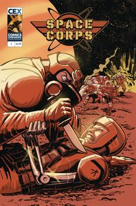[Space Corps #3 (Cover A Beck) (Product Image)]
