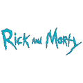 [ Logo Rick & Morty ]