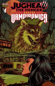 [Jughead Hunger Vs Vampironica #4 (Cover B Panosian) (Product Image)]