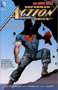 [Superman: Action Comics: Volume 1: Superman And The Men Of Steel (Hardcover) (Product Image)]