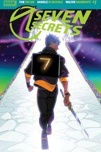 [Seven Secrets #7 (Cover A Main) (Product Image)]
