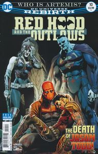 [Red Hood & The Outlaws #10 (Product Image)]