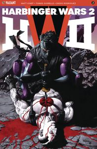 [Harbinger Wars 2 #2 (Cover B Suayan) (Product Image)]