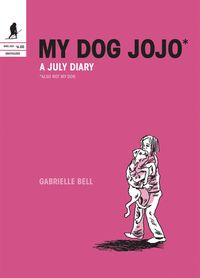 [The cover for My Dog Jojo: One Shot]