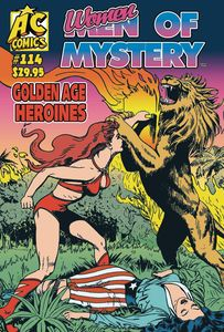 [Men Of Mystery #114 (All Girl Heroes) (Product Image)]