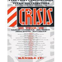 [Crisis Tour signing (Product Image)]