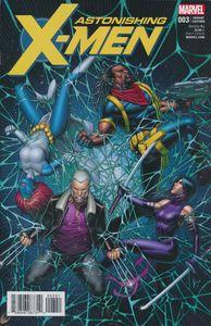 [Astonishing X-Men #3 (Keown Variant) (Product Image)]