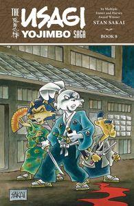 [Usagi Yojimbo Saga: Volume 8 (Product Image)]