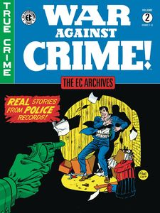 [EC Archives: War Against Crime: Volume 2 (Hardcover) (Product Image)]