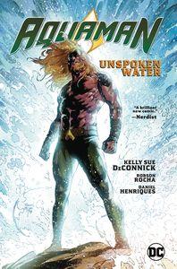 [Aquaman: Volume 1: Unspoken Water (Product Image)]