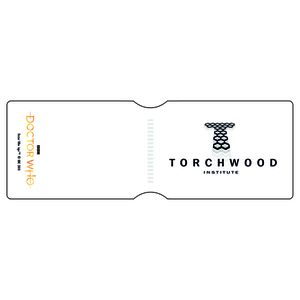 [Doctor Who: Travel Pass Holder: Torchwood Institute (Product Image)]