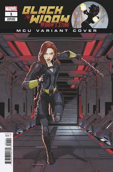 [Black Widow: Widows Sting #1 (Caselli Mcu Variant) (Product Image)]